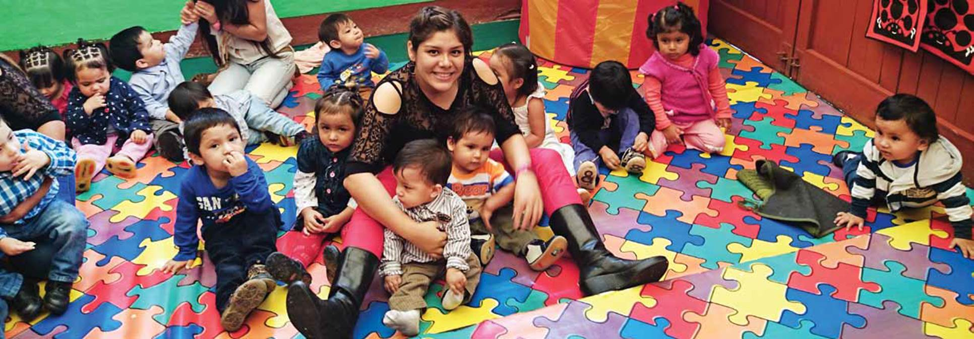 Guarder a petitones busca formar ni os independientes for Requisitos para abrir una guarderia
