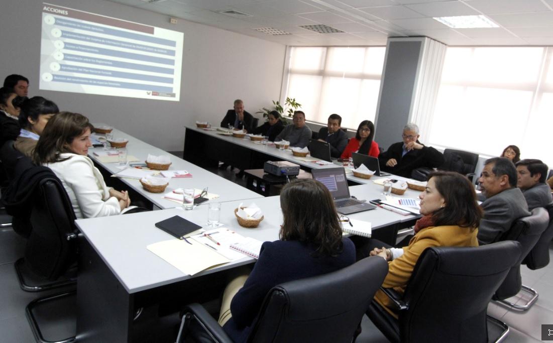 Gan m s ministerio de la producci n reinicia nueva etapa for Ministerio produccion