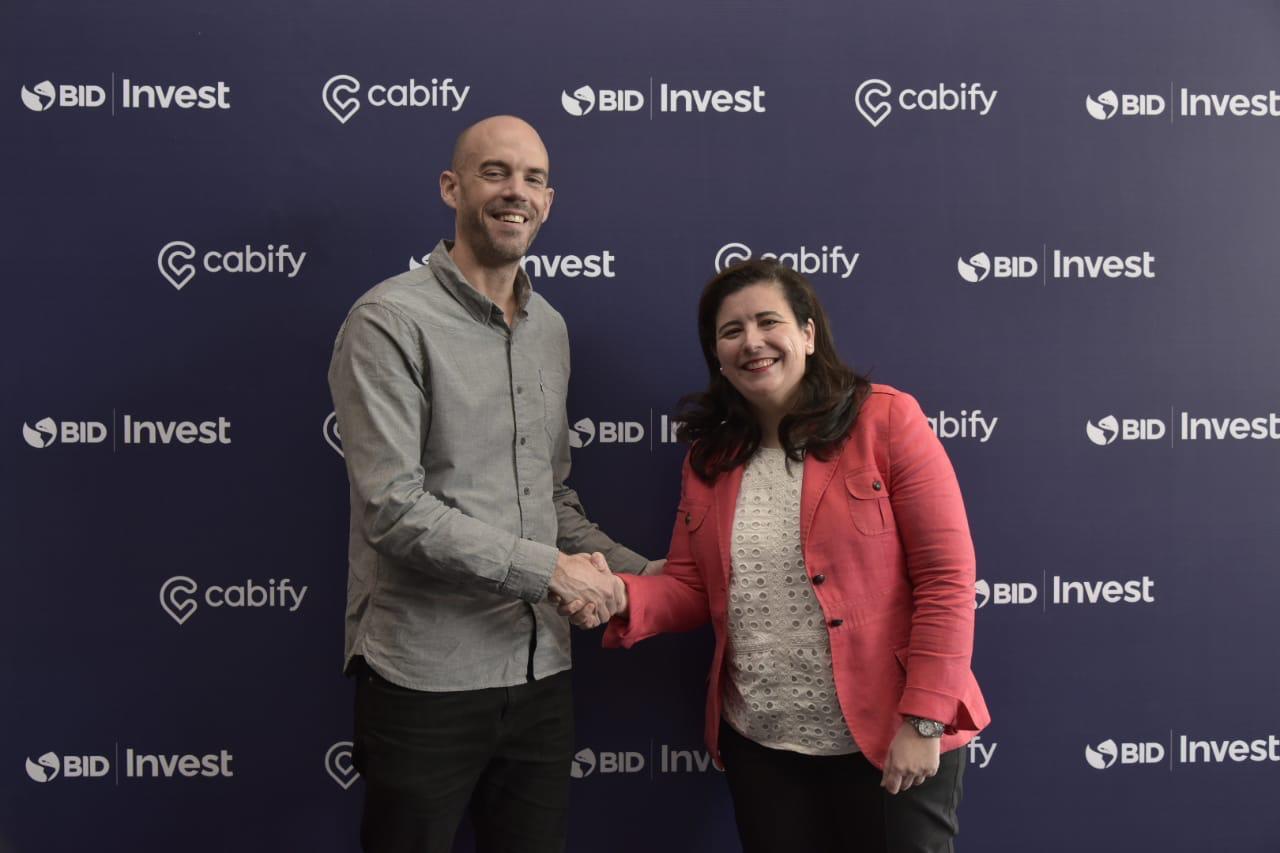 Cabify Y BID Invest Firmaron El Acuerdo En Que La Institucin Financiera Otorga Calidad De Prstamo US 70 Millones Para Empresa Tecnolgica