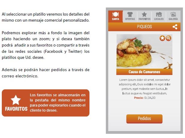 Aplicativo restaurante 2