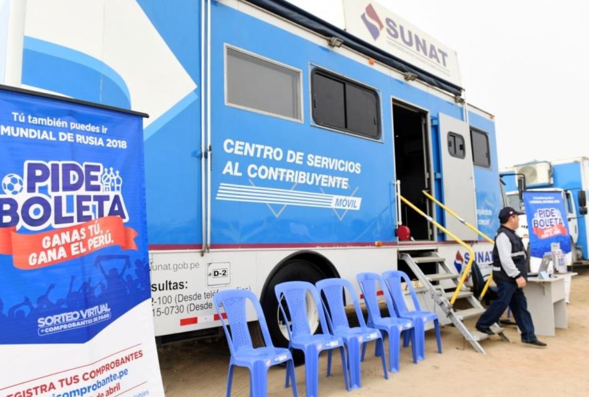 Sunat interviene a más del 50% de negocios en Asia y Punta